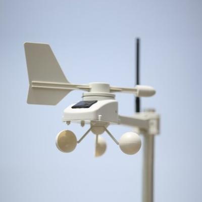 Observation vent temps stations météo